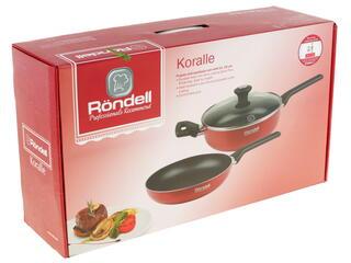Набор посуды Rondell  RDA-560 Koralle