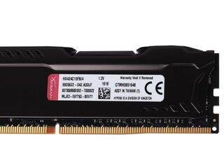 Оперативная память Kingston HyperX FURY [HX424C15FB/4] 4 ГБ