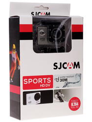 Экшн видеокамера SJCAM SJ4000 серый