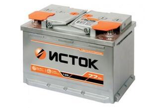 Автомобильный аккумулятор ISTOK 6ст-77 NR