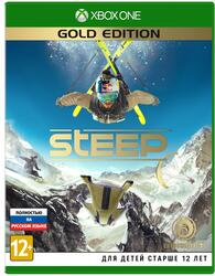 Игра для Xbox One Steep Gold Edition