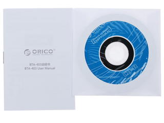Bluetooth адаптер ORICO BTA-403-WH