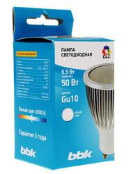 Лампа светодиодная BBK P654F Gu10
