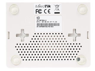 Маршрутизатор Mikrotik RB750Gr2