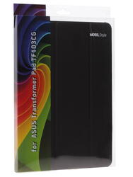 Чехол-книжка для планшета ASUS Transformer Pad TF103C, ASUS Transformer Pad TF103CG черный