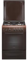 Газовая плита GEFEST 6100-04 0001 коричневый