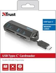 Карт-ридер Trust TYPE-C