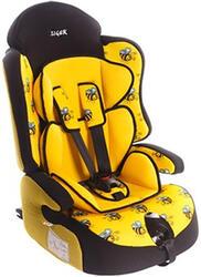Детское автокресло Siger ART Прайм Isofix желтый