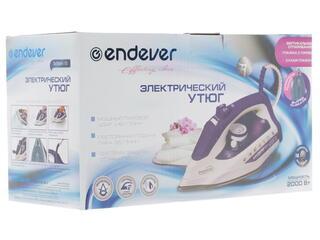 Утюг Endever Skysteam-705 фиолетовый