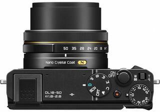Компактная камера Nikon DL 18-50 черный