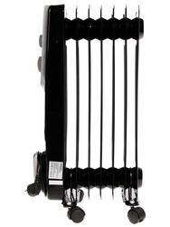 Масляный радиатор Scarlett SC - OH67B03-7 черный