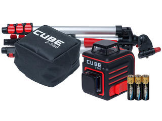 Лазерный нивелир ADA Cube 2-360 Professional Edition