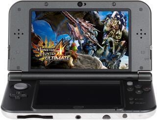 Портативная игровая консоль NEW Nintendo 3DS XL  + Monster hunter 4 Ultimate