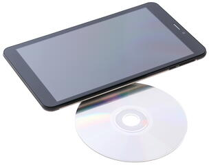"8"" Планшет DEXP Ursus Z280 8 Гб 3G серебристый"