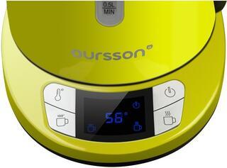 Электрочайник Oursson EK1775MD/GA зеленый