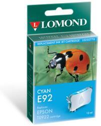 Картридж струйный Lomond Epson T0922