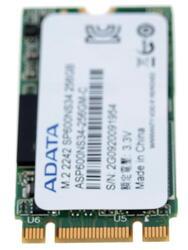 256 Гб SSD M.2 накопитель A-Data SP600 [ASP600NS34-256GM-C]