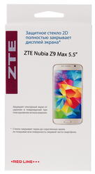 "5.5"" Защитное стекло для смартфона ZTE nubia Z9 Max"