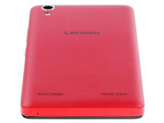 """5"""" Смартфон Lenovo A6010 8 ГБ красный"""