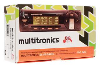 Маршрутный компьютер Multitronics SL-50 Gazel