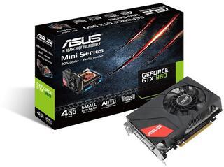 Видеокарта ASUS GeForce GTX 960 Mini [GTX960-M-4GD5]