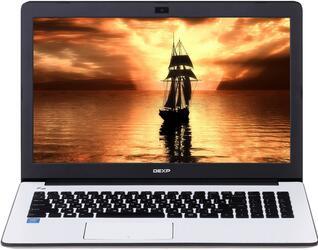 """15.6"""" Ноутбук DEXP Aquilon O146 белый"""