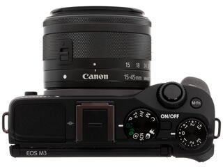 Камера со сменной оптикой Canon EOS M3 kit 15-45mm IS
