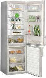 Холодильник с морозильником WHIRLPOOL WBE 3677 NFC TS серебристый