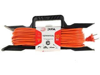 Удлинитель силовой Эра UF-1-2x0.75-20m оранжевый