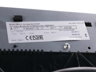 Электрическая варочная поверхность Bosch PIB645F17E