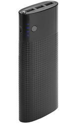 Портативный аккумулятор InterStep PB150003U черный