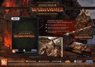 Игра для ПК Total War: WARHAMMER Специальное издание