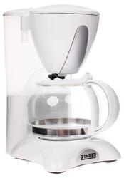 Кофеварка ZIMBER ZM-10685 белый