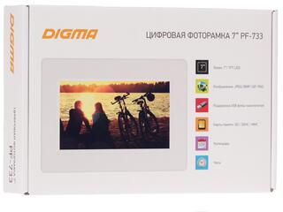 7'' Фоторамка Digma PF-733