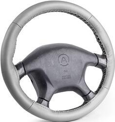 Оплетка на руль AUTOPROFI SAM-200 серый