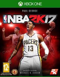 Игра для Xbox ONE NBA 2K17