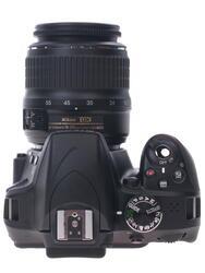Зеркальная камера Nikon D3300 Kit 18-55mm II черный