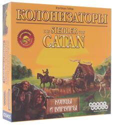Дополнение для игры Колонизаторы: Купцы и варвары