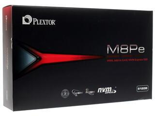 512 ГБ SSD-накопитель Plextor M8Pe(Y)