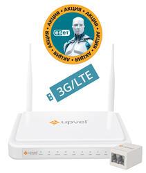 Маршрутизатор ADSL2+ UPVEL UR-354AN4G