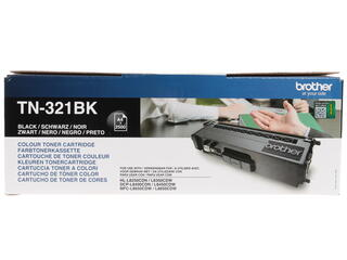Картридж лазерный Brother TN-321BK