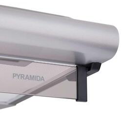 Вытяжка подвесная Pyramida WH 22-50 INOX/N серебристый