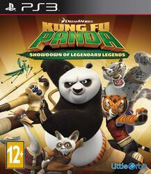 Игра для PS3 Кунг-Фу Панда: Решающий Поединок Легендарных Героев