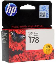Картридж струйный HP 178 (CB317HE)