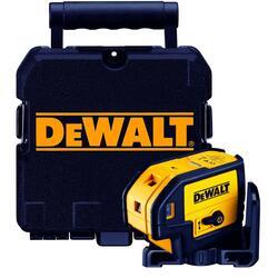 Лазерный нивелир DeWalt DW 085 K