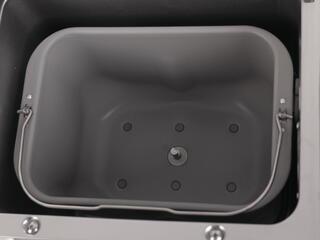 Хлебопечь BORK X800 серебристый