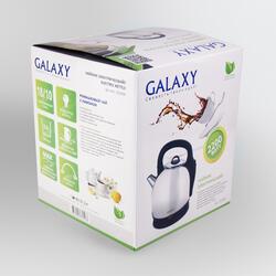 Электрочайник Galaxy GL 0306 серебристый