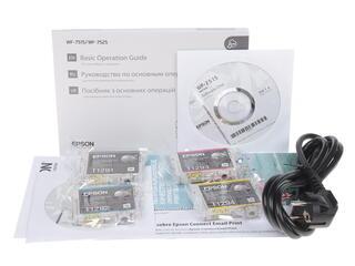 МФУ струйное Epson WorkForce WF-7515