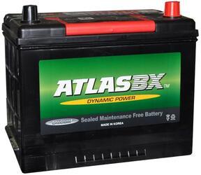 Автомобильный аккумулятор AtlasBX 65Ah EN580
