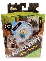 Набор фигурок Mini Steve set